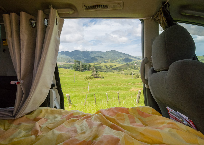 New Zealand countryside!